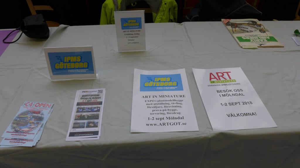 Lite info om Plastkollot och Art In Miniature